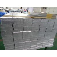 Buy cheap 3003 / 3102 Aluminum Extruded Flat Tube For Automobile Condenser from wholesalers