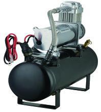 Buy cheap 12 Volt Heavy Duty 2.5 Gallon Portable Compressed Air Tank Yurui8003 product