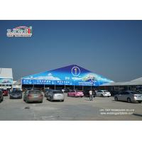 Buy cheap Waterproof Second Hand Marquee 50m Width PVC and Aluminum for Wedding , Party , Events product