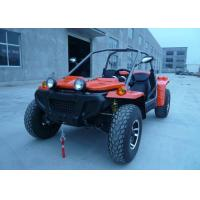 Subaru Engines 300cc Go Kart Buggy 2 Wheel Drive With Closed Cover