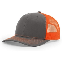 Buy cheap Adults 58cm Flat Brim Snapback Hats Curved Brim Trucker Caps from wholesalers