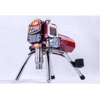 Buy cheap Latex Lacquer Enamel Airless Spray Gun Used For Housing Decoration product