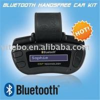 Buy cheap Steering wheel Bluetooth Hands-free Car Kit product
