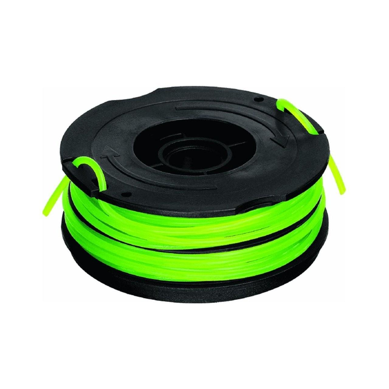 Buy cheap Custom DF-080 Dual-Line Replacement Spool , 080-Inch Green Nylon Line product