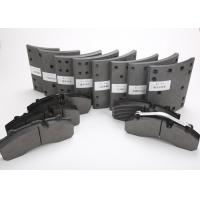 Buy cheap Heavy Truck Drum Type Brake Linings Us Green Test 0.35~0.45 Friction Coefficient product