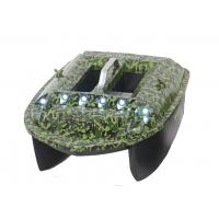 Buy cheap RC model Sea Fishing Bait Boat radio control style DEVC-318 ABS engineering plastic boat product