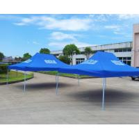 Buy cheap Portable Custom Made Outdoor Silk Screen Printing Advertising Folding Tent product