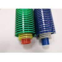 Buy cheap Durable Pvc Spiral Hose Flexible Reinforced Vacuum Water Suction Hose product