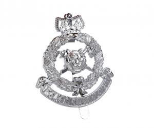 Buy cheap Military Clothing Police Metal Badge Spare Buttons High End Copper Buttons product