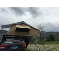 Buy cheap Canvas Off Road 4x4 Roof Top Tent Single Layer TL19 For Outdoor Camping product