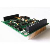 Buy cheap Electronic Custom Printed Circuit Board FR4 Immsion Gold For Subway Equipment product