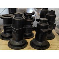 China Parts For Construction Machinery Axle Control Arm , High Quality Custom Cast Iron on sale