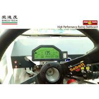 Buy cheap Digital Auto Dashboard / Rally Car Dashboard Sensors Kit Wiring Harness Connector product