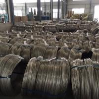 DIN X18CrN28 (EN 1.4749, AISI 446, UNS S44600) cold drawn stainless steel wire coil