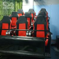 Buy cheap Interactive Full Motion Cinema Seat / 7D 8D Game Machine Home Theater product