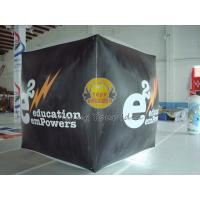 Buy cheap Black square Cube Balloon product