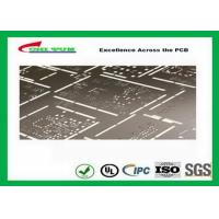 Buy cheap Prototype SMT Stencil PCB Fabrication Service Laser Thickness 100µm to 150µm product