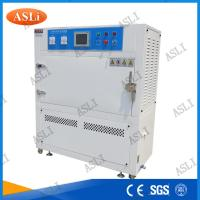 China UVA UVB UV Light Aging Stability Test Chamber , Climate Resistant Uv Testing Equipment on sale