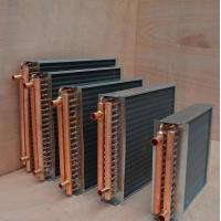 Water To Air Copper Tube Aluminium Fin Heat Exchanger for US Market