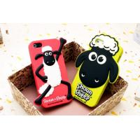 China Hot selling design cell phone cases manufacturer cute goat case for  iphone5s on sale