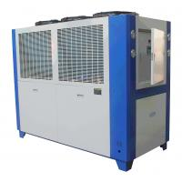 Electronic Industrial Scroll Type Air To Water Chiller / Air Cooled Chiller Unit
