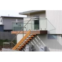 Buy cheap Stainless Steel Stair Outdoor Step Railing Design product