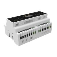 Buy cheap 330W Hotel Room 4-Channel Trailing Edge Dimmer For Lighting Control Solution product