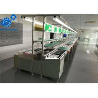 Buy cheap Big Size LCD Assembly Line Single Stage With Triple Speed Chain Conveys System product