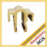 Buy cheap C38500 CuZn39Pb3  CuZn39Pb2 CW612N C37700 brass cooper alloy extrusion profiles for decoration material product