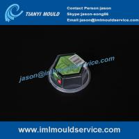 Buy cheap IML thin wall mold maker, IML thin wall injection mold design,manufacturer of IML molding product