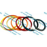 Buy cheap Valve Cover Gasket Cylinder Head Gasket  Liner Seal Packing Polyurethane NBR red yellow F/National Triplex Mud Pump product