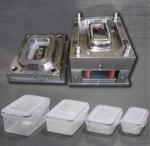 Buy cheap O molde plástico da lancheira, recipiente de alimento, mantém a caixa fresca do alimento product