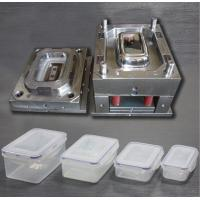 Buy cheap Plastic Mould of Lunch Box, Food Container, Keep Food Fresh Box from wholesalers