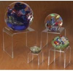Quality Acrylic Riser Acrylic Displays With Customer's Logo for sale