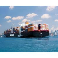 Buy cheap Services d'expédition de fret maritime vers le Brésil from wholesalers