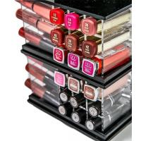 Buy cheap acrylic cosmetic display lipstick stand holder product