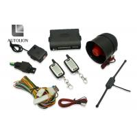 China Two Way Car Emergency Alarm System Remote Starter High Security Easy Installation on sale