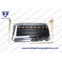Buy cheap 3G 4G Cellphone Prison Jammer 4.0kg Weight Secure Design To Avoid Sabotage product