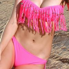 Buy cheap 2016 Fashion See Through Sexy Brazilian Bikinis from wholesalers