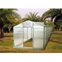 Buy cheap Sturdy Aluminum Small 4mm UV Twin-Wall Polycarbonate Portable Greenhouses Gardening product