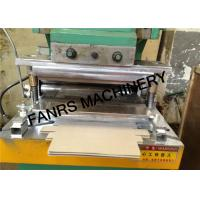 China Paper Box Fixing Saw Blade Binding Machine With Automatic Feeding Cutting on sale