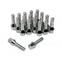 Buy cheap High Performance Auto Car Accessories , Bmw Chrome Lug Bolts Easy Installation product