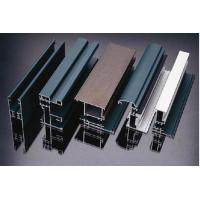 Buy cheap Custom Aluminium Window Extrusion Profiles / Aluminum Door Extrusionsfor Sliding Window / Door product