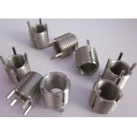 Buy cheap brass keenserts for screw thread repairing in weaker materials product
