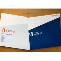 China 32 Bit / 64 Bit Micro Office 2013 Pro Plus License Key Download With Warranty on sale