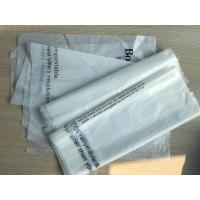 Buy cheap ECO Friendly Plastic Grocery Bags Compostable Biodegradable Clear Bags product