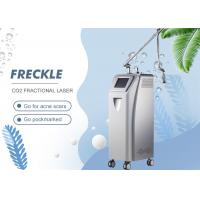 China Small Co2 Fractional Laser Machine For Acne Scars / Stretch Marks Removal on sale