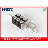 """Buy cheap Telecom Tool Through Core Six Hole Coaxial Cable Clamps , 7/8"""" Coaxial Cable Loop Clamp product"""