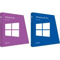 Buy cheap Windows 8.1 Pro Retail Box FULL VERSION windows 8.1 64 bit full version product