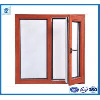 China Aluminum Cladding Wood Window with High Quality, Titl- Turn Window on sale